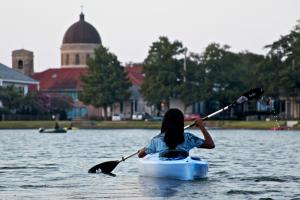Our Lady of the Rosary Bayou St John New Olreans Louisiana
