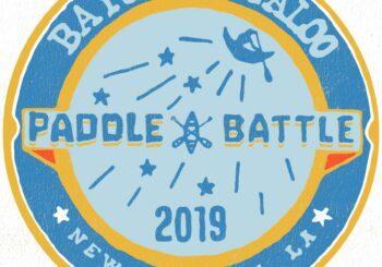 Bayou Boogaloo Paddle Battle